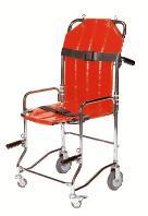 chaise portoir pliable 4 roues 4 poign es. Black Bedroom Furniture Sets. Home Design Ideas