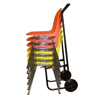 chariot de transport amigo pour chaises et fauteuil. Black Bedroom Furniture Sets. Home Design Ideas