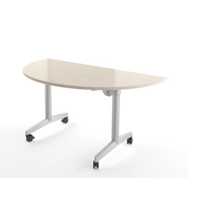 Table cuisine rabattable murale table cuisine rabattable - Table de cuisine demi lune ...