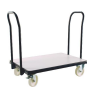 Chariots de transport pour tables pliantes