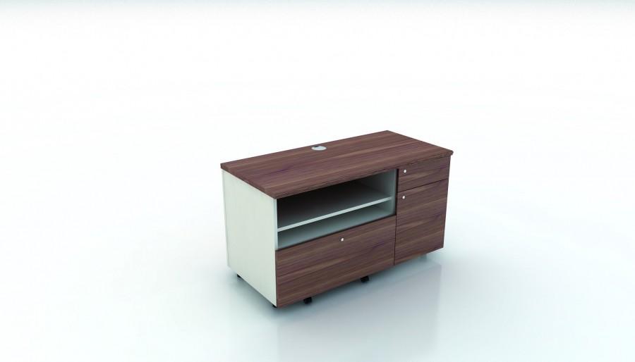 meuble de rangement informatique allegro 126x60