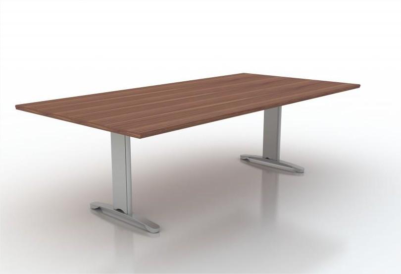 Pietement de table rectangulaire id e for Table de cuisine 8 places