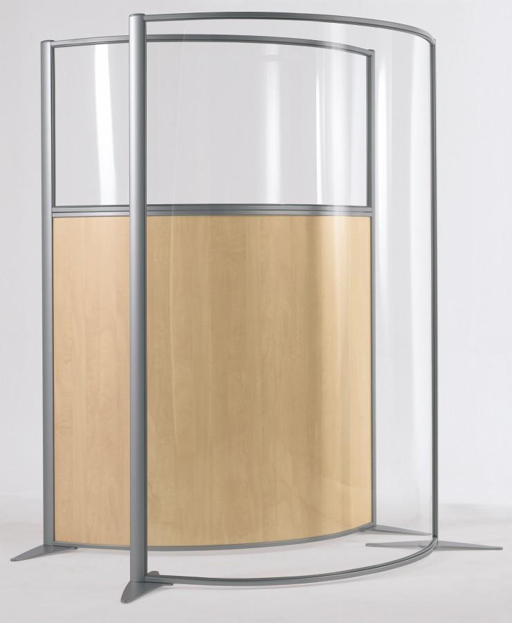 Votre centrale d 39 achat public for Cloison vitree bois