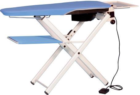 Table Repasser Chauffante Et Aspirante Plia Avec Support
