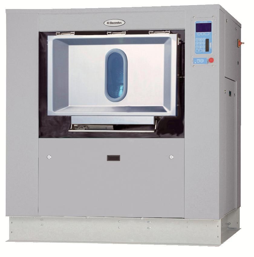 lave linge professionnel barri 232 re traversante 233 lectrique electrolux wsb5250h 25kg