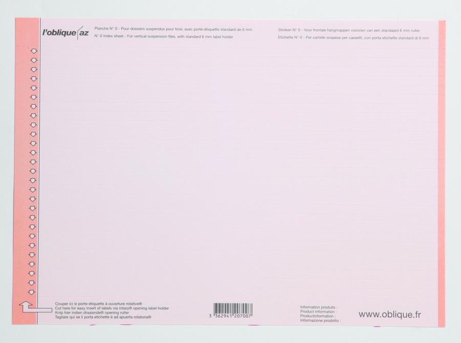 tiquette pour dossier suspendu pour tiroir n 0 30 tiquettes par planche lot de 10. Black Bedroom Furniture Sets. Home Design Ideas