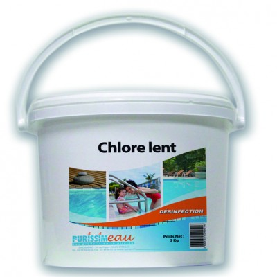 chlore stabilis galet de chlore lent 250 g seau de 25 kg lot de 2. Black Bedroom Furniture Sets. Home Design Ideas