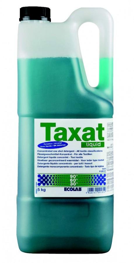 lessive liquide taxat liquid ecolab 1 bidon de 5 kg. Black Bedroom Furniture Sets. Home Design Ideas