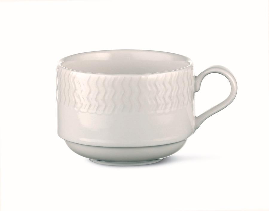 tasse d jeuner ondine 23 cl porcelaine lot de 12. Black Bedroom Furniture Sets. Home Design Ideas