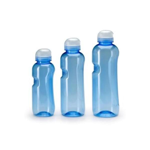 bouteilles en plastique r utilisable 50 cl pour fontaine eau mixte lot de 6. Black Bedroom Furniture Sets. Home Design Ideas