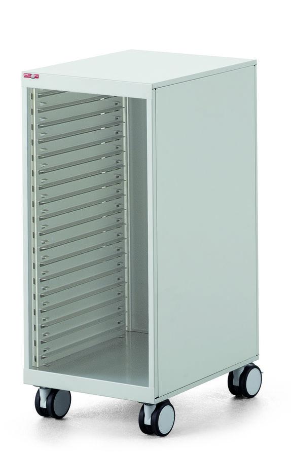 module 1 colonne sur rouletttes quiper de tiroirs. Black Bedroom Furniture Sets. Home Design Ideas