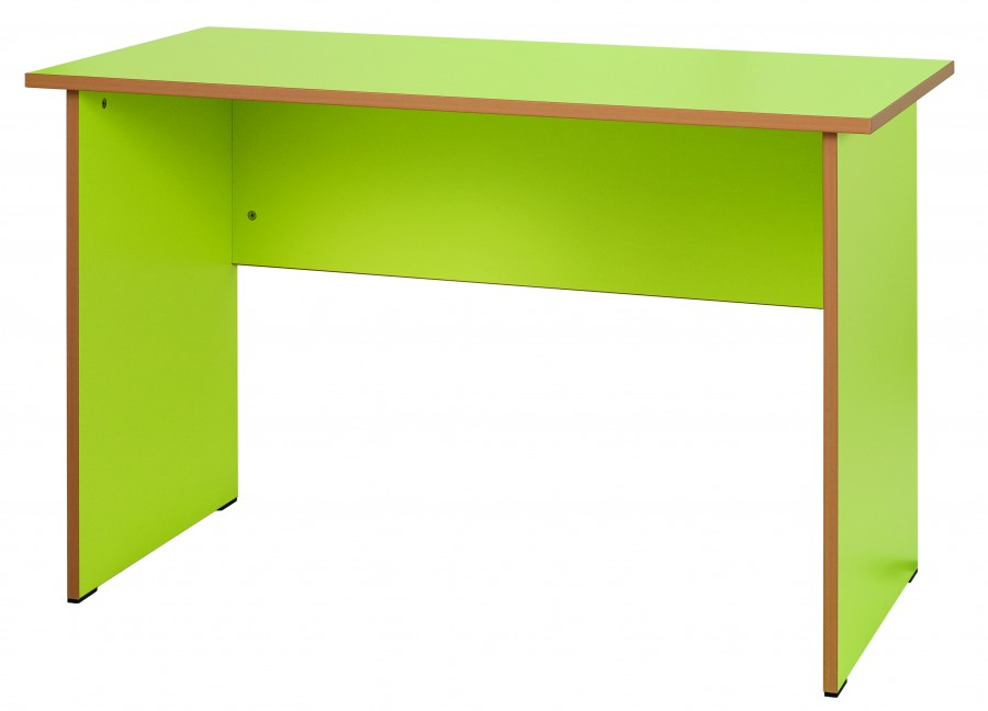 Table bureau rectangulaire morphea 120 x 60 cm for Bureau 60 cm