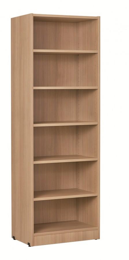 biblioth que 5 tablettes morphea l 60 x h 182 x pr 40 cm. Black Bedroom Furniture Sets. Home Design Ideas