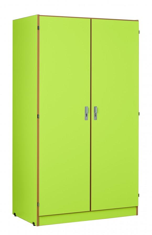 armoire 2 portes morphea mi penderie mi ling re par. Black Bedroom Furniture Sets. Home Design Ideas