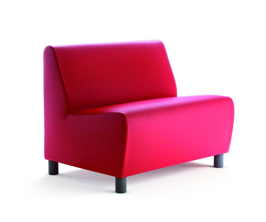 banquette cuir 2 places maison design. Black Bedroom Furniture Sets. Home Design Ideas