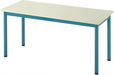 Table rectangle diabolo 160x60 cm taille 3 plateau for Bureau 160x60
