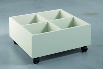 bac bd sur roulettes paguis. Black Bedroom Furniture Sets. Home Design Ideas