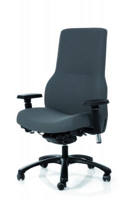 fauteuil de bureau pour personne de forte corpulence ruck xl tissu. Black Bedroom Furniture Sets. Home Design Ideas