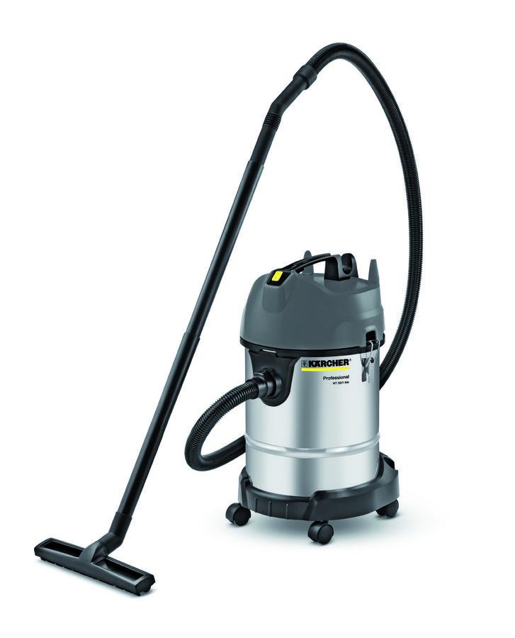 aspirateur eau et poussiere 30 l