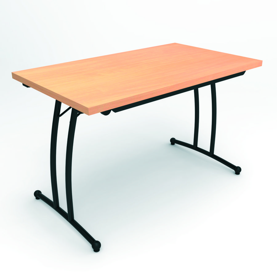 Table pliante classime 120x70 pi tement poxy for Table pliante exterieur professionnel