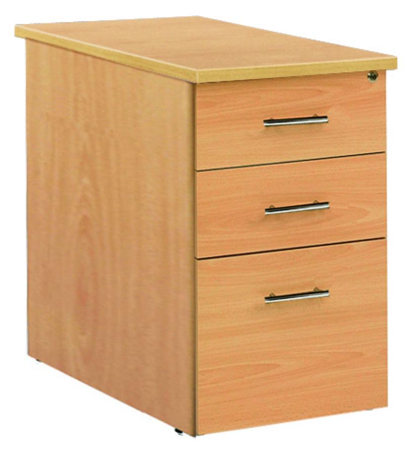 caisson hauteur bureau lum a 2 tiroirs plats 1 tiroir pour dossiers suspendus avec coiffe. Black Bedroom Furniture Sets. Home Design Ideas