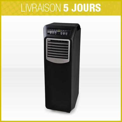 climatiseur mobile monobloc r versible alpatec ac12ch noir classe nerg tique b. Black Bedroom Furniture Sets. Home Design Ideas