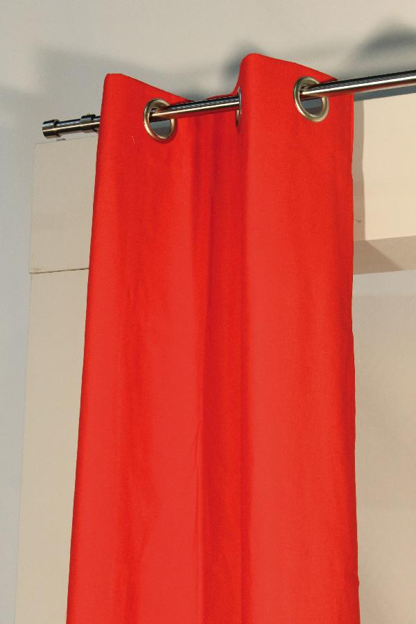 rideau pare soleil kahlo m1 l 150 x h 230 cm t te oeillets la paire. Black Bedroom Furniture Sets. Home Design Ideas