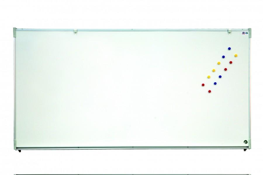Tableau mural simple 120 x 300 cm fond blanc - Tableau blanc mural ...