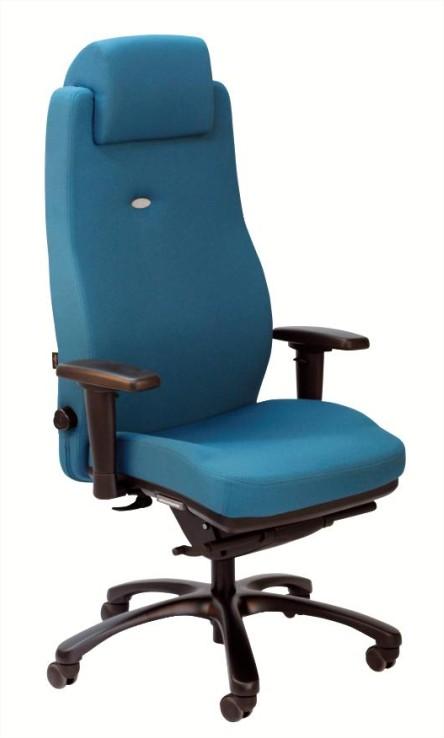 fauteuil de bureau 224 usage intensif tissu