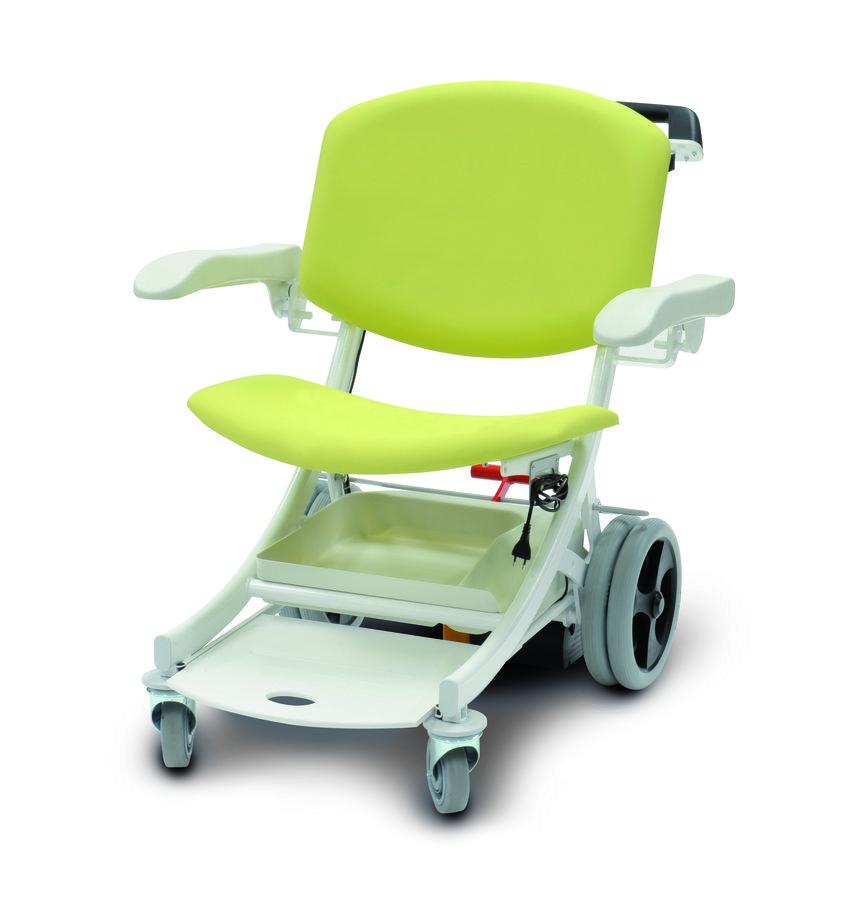 chaise de transfert i move ez go syst me d 39 entrainement avec roue autonome. Black Bedroom Furniture Sets. Home Design Ideas