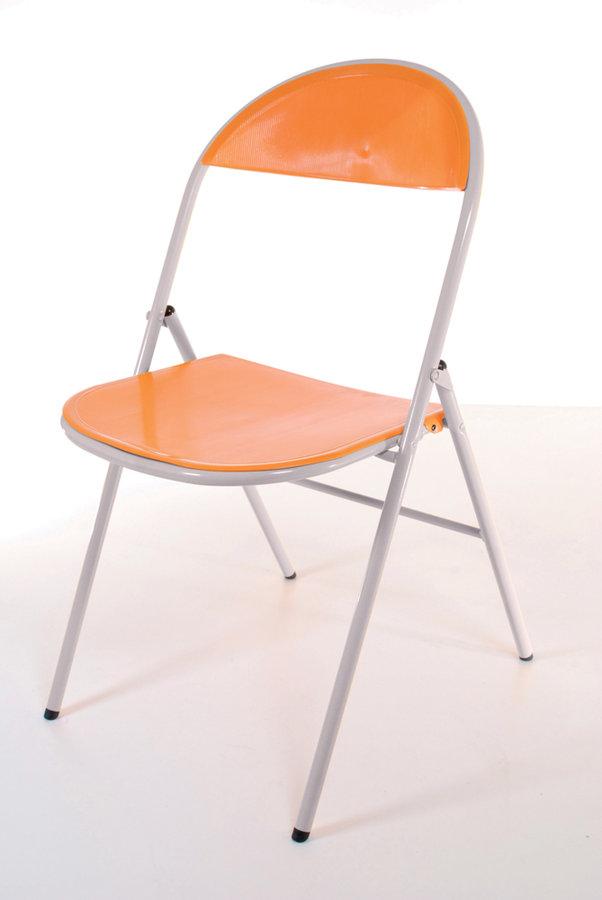 chaise pliante mika polypropyl ne lot de 4. Black Bedroom Furniture Sets. Home Design Ideas