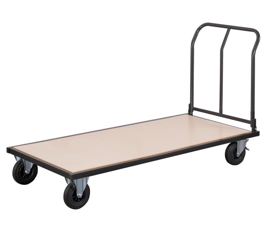 Chariot De Stockage Et Transport Plume Et Dune L 180 Cm