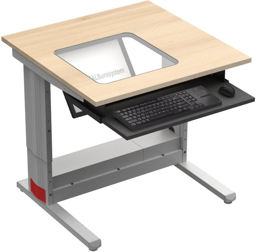 Table Informatique Format Cran Encastr Sous Verre