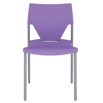 chaise 4 pieds ioko polypropyl ne sans placet pi tement poxy empilable. Black Bedroom Furniture Sets. Home Design Ideas