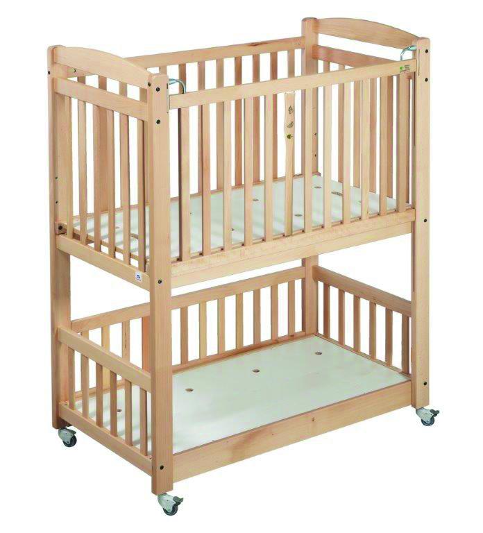 lit double barreaux avec ouverture centrale easy cat sommier simple 100 x 50 cm pr. Black Bedroom Furniture Sets. Home Design Ideas
