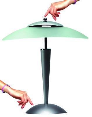 À Lampe À Poser À Fluorescente Cristal Fluorescente Poser Cristal Lampe Lampe CoBdex