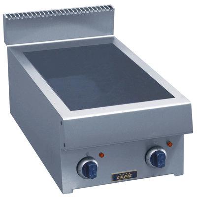 plaque de cuisson capic s rie 700 vitroc ramique 1 2 module 2 foyers rayonnants poser. Black Bedroom Furniture Sets. Home Design Ideas