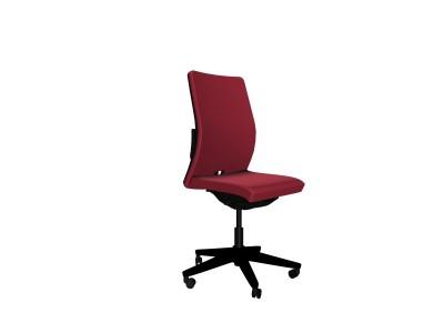 chaise de bureau comforto 39 tissu. Black Bedroom Furniture Sets. Home Design Ideas