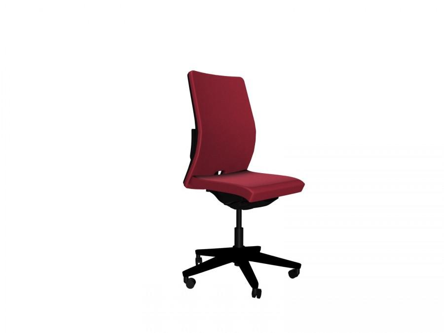 Chaise de bureau comforto 39 tissu - Chaise de bureau tissu ...