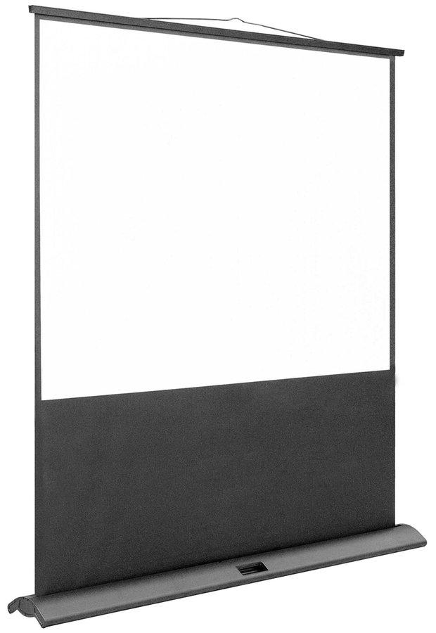 ecran de projection portable oray fly mono 196x147cm. Black Bedroom Furniture Sets. Home Design Ideas