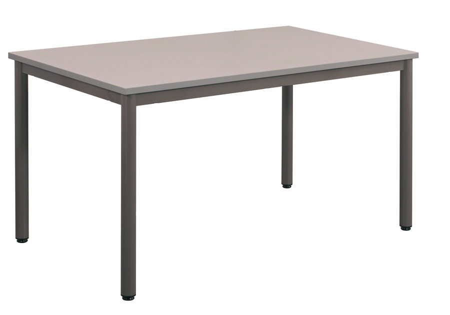 Table rectangulaire car lie 140 x 80 cm pi t poxy for Table 140x80