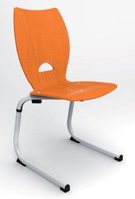 Teinté Piétement Chaise Sur Hêtre Coque Appui C Table Izoer vI6mf7gYby