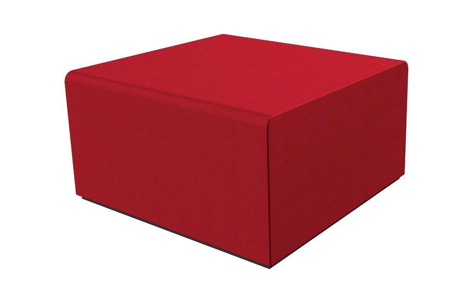 pouf rectangulaire b free 80 x 75 tissu f. Black Bedroom Furniture Sets. Home Design Ideas