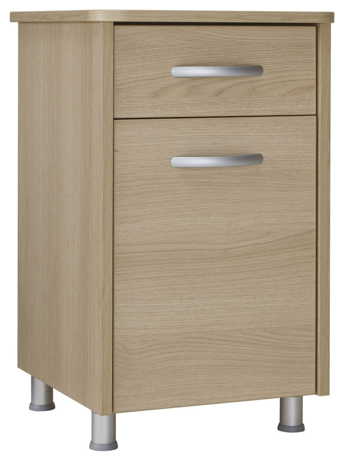 chevet frigo mica home 1 tiroir 1 porte. Black Bedroom Furniture Sets. Home Design Ideas