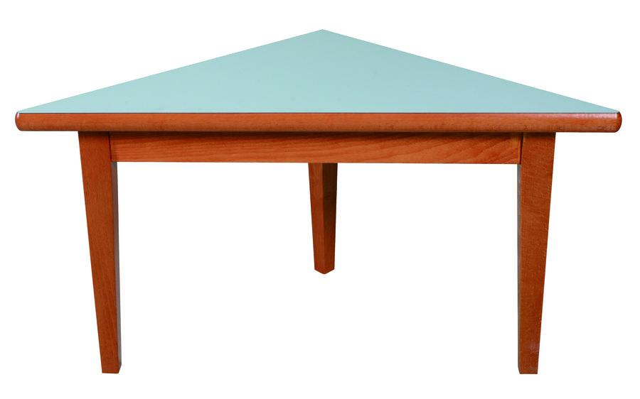 table basse d 39 angle lylou hauteur 37 cm h tre teint. Black Bedroom Furniture Sets. Home Design Ideas