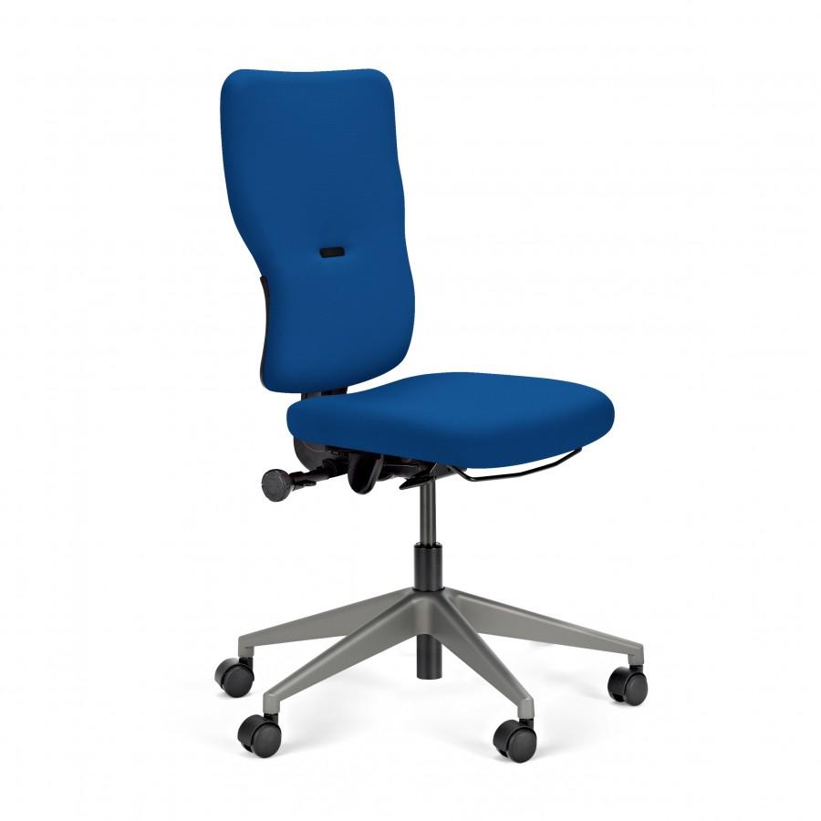 chaise de bureau tissu maison design. Black Bedroom Furniture Sets. Home Design Ideas