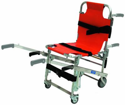 Chaise Portoir Pliante 4 Roulettes Ferno S242