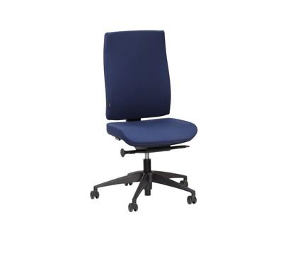 chaise de bureau eno tissu. Black Bedroom Furniture Sets. Home Design Ideas