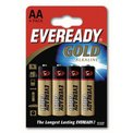 Piles eveready gold AA/LR6 Pack de 4