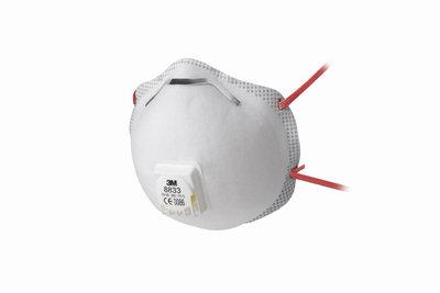 masque respiratoire jetable